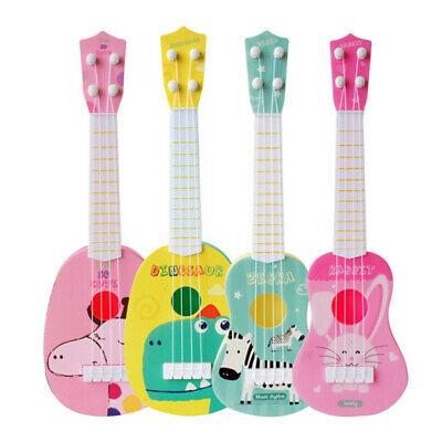 AU13.07 • Buy Funny Ukulele Musical Instrument Kids Guitar Montessori Toys Education Gift ;SP