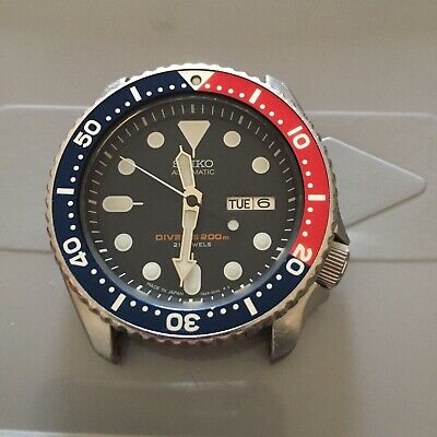 Seiko Skx009 For Spares Or Repair . • 57£