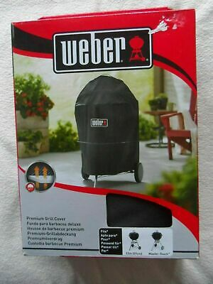 $ CDN82.71 • Buy Weber 7143 Premium 57cm Charcoal Barbecues BBQ Cover BNIB