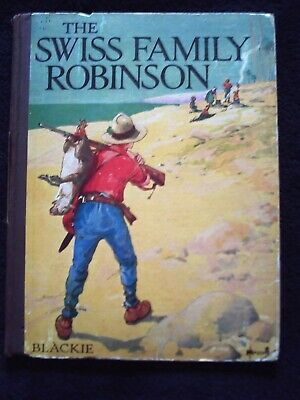The Swiss Family Robinson. Illustrated By John Hassall.  • 0.99£