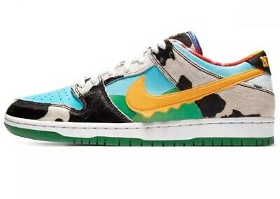 AU221.38 • Buy Sneakers SB Dunk Low X Ben & Jerry's Chunky Dunky Size 42 UK 8
