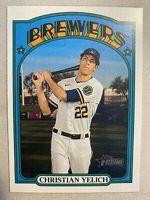 $1.04 • Buy 2021 Topps Heritage Base Cards #251-500 *Free Shipping*