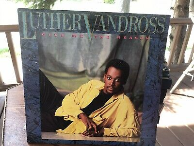 $ CDN3.75 • Buy Luther Vandross Lot Of Two Epic Lp's(1981 & 1986)