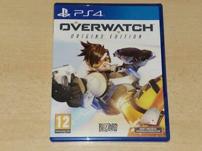 AU32.38 • Buy Overwatch Origines Édition PS4 PLAYSTATION 4