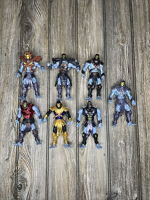 $49.99 • Buy Masters Of The Universe 200X Skeletor Action Figure Lot Of 7 MOTU