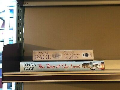 £5.50 • Buy Lynda Page : Job Lot Box Collection Of 2 Adult Fiction Books