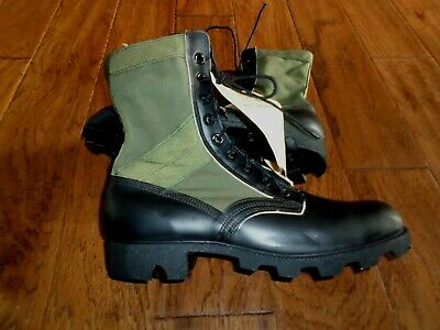 $109.98 • Buy U.s Military Issue Jungle Boots Panama Sole Ro Search Spike Protective 10r New