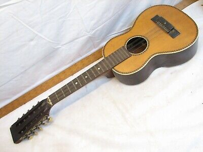 AU262.16 • Buy Vintage Tiple 10-String Ukulele Musical Folk Instrument Guitar