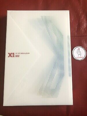 X1 Quantum Leap Album + Postcard 비상 Version (No Pc's) Kpop • 10£