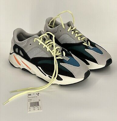 $ CDN419.82 • Buy Size 11 - Adidas Yeezy Boost 700 V1 Wave Runner 2017 With Box
