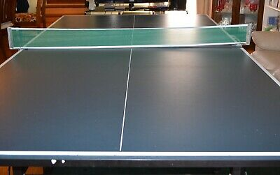 AU52.50 • Buy Table Tennis Table Used Action Sport With Net On Rollers