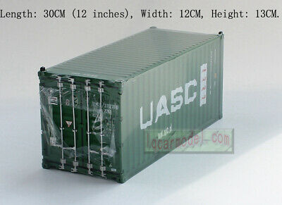 AU51.57 • Buy 1/20 Scale UASC Shipping Container Model
