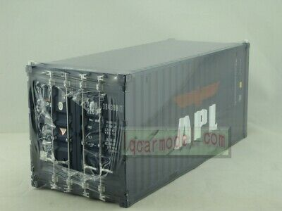 AU51.57 • Buy 1/20 APL Shipping Container Model