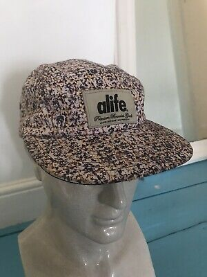 Alife Cap Hat 5 Panel Supreme Stussy Only • 6.40£