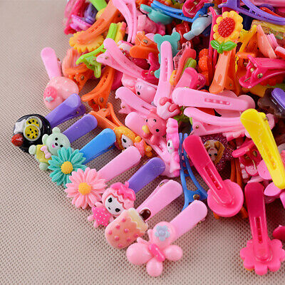 $ CDN1.26 • Buy Colorful Kids Hair Clips Hairpins Hair Accessories Nice For Baby Girls New