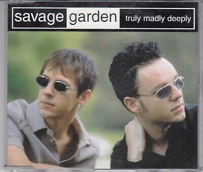 AU1.56 • Buy SAVAGE GARDEN Truly Madly Deeply ( 4 Track CD Single )