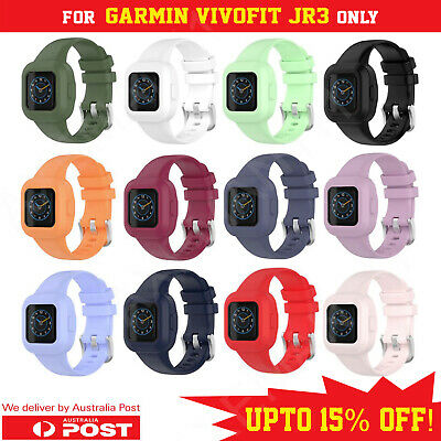 AU6.59 • Buy For GARMIN VIVOFIT JR3 JUNIOR JR 3 BAND Replacement Wristband Fitness Tracker