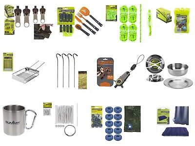 Camping  Accessories And Equipment For Travel Outdoor Hiking  • 5.89£
