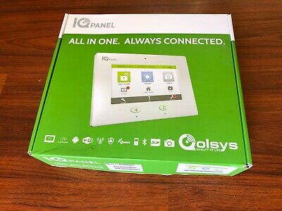 $ CDN77.96 • Buy New Qolsys IQ QS-9004-VRZ  All-In-One Security  & Smarthome Control Panel 7