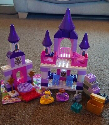 AU18 • Buy Duplo Sofia The First Castle
