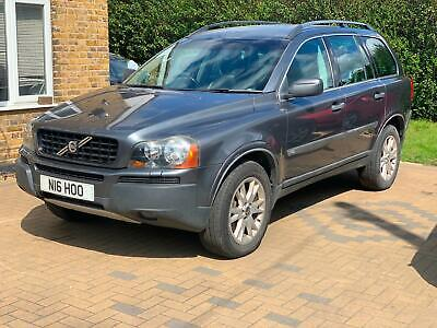 2005 Volvo Xc90 2.4 D5 Se 5d 163 Bhp Automatic 7 Seater Diesel • 1,995£