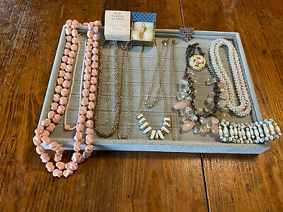 $ CDN12.54 • Buy Vintage Estate Jewelry Lot Some Signed Avon