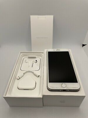 Apple IPhone 7 Plus - 128GB - Silver (Unlocked) A1784 (GSM) - BOXED  • 47£