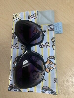 Sunglasses Spectacles Glasses Pouch Case In Disney Fabric - Handmade • 2£