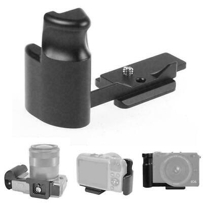 AU22.56 • Buy Quick Release L-Plate Bracket Hand Grip Arca For Canon Power EOS, Handle S2D4