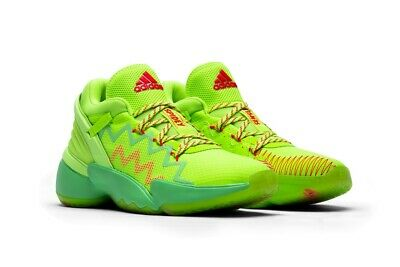 $ CDN75 • Buy New Adidas Marvel X DON Issue 2 Basketball Shoes Size 10.5