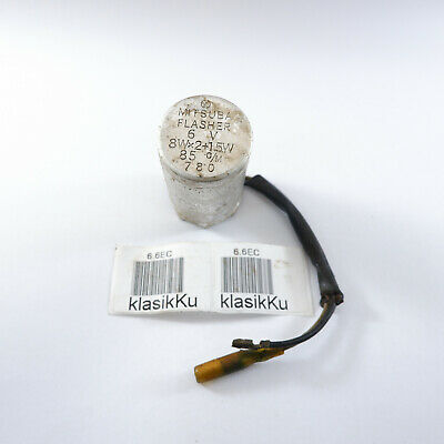AU14.38 • Buy NOS Yamaha LS3 RX100 RS100 RXS100 YL2 L2 L2G YB100 Turn Signal Flasher Relay 6V
