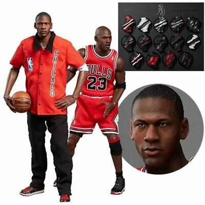 $699.99 • Buy NBA Collection Michael Jordan Final Limited Edition 1:6 Scale Preorder
