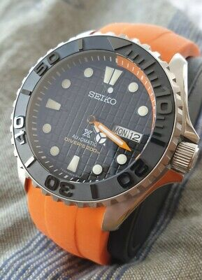 $ CDN561.78 • Buy Seiko SKX007 Modded With Black King Turtle Dial, 3 O'clock Case And NH36