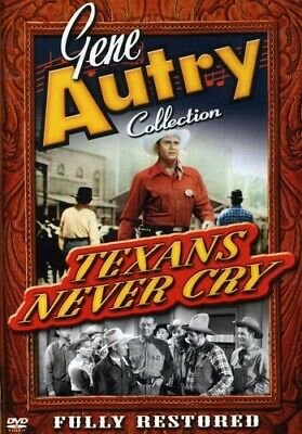 £29.99 • Buy Gene Autry Collection: Texans Never Cry DVD Incredible Value And Free Shipping!