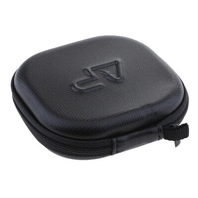 £4.55 • Buy Portable Hard Carrying Case Storage Bag For Earphone/Earbud /iPod/MP3