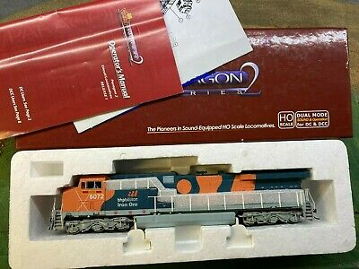 AU280 • Buy GE AC 6000 BHP 6072 With DCC And Sound Suit NSWGR