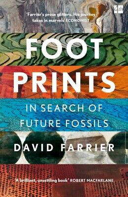 £10.18 • Buy Footprints By David Farrier NEW Paperback BOOK
