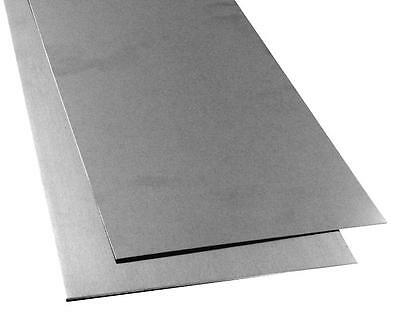 $292.10 • Buy Aluminium SHEET 0.032  X 4  X 10  Engineering Materials Aluminium