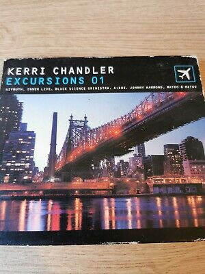 Kerri Chandler - Excursions 01 (Mixed By , 2000) • 3.99£