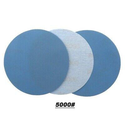 AU14.02 • Buy 25pcs Sanding Disc Accessories 5 Inch Sand Paper High Quality Wet & Dry