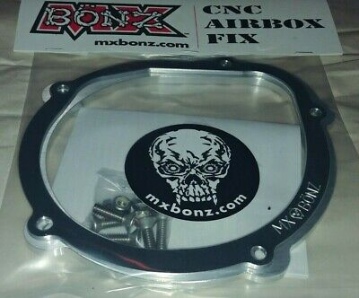 $74.95 • Buy Cr250 05 Air Box Seal Kit 2002-2007 Cr250r Sealing Rings Mx Bonz Cnc Air Box Fix