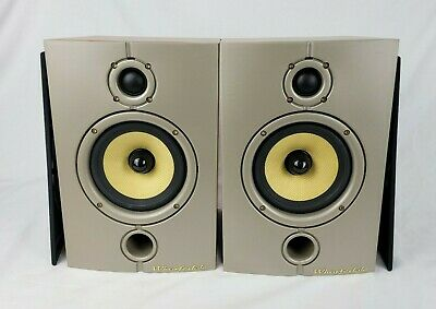 AU230 • Buy Wharfedale Diamond 8.1 Bookshelf Speakers Black 6 Ohm 100W Working Biwireable