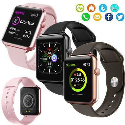 $ CDN41.38 • Buy Smart Watch Fitness Tracker Pedometer Remote Camera For Samsung S20 S10 S9 S8 +