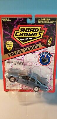 $14.95 • Buy Road Champs (6430-42) Maine 1:43 Scale Diecast Metal State Police Car