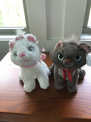 $ CDN76.42 • Buy NWT Disney Store The Aristocats Marie And Berlioz Plushies