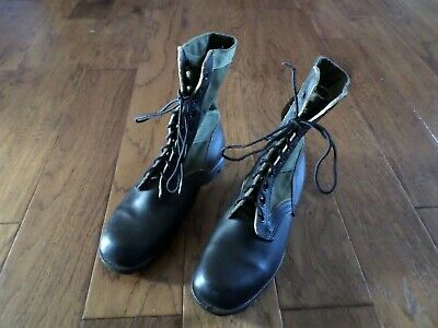 $109.98 • Buy U.s Military Issue Jungle Boots Panama Sole Ro Search Spike Protective 7w New