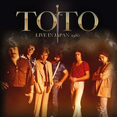 £10.79 • Buy Toto : Live In Japan 1980 CD 2 Discs (2021) ***NEW*** FREE Shipping, Save £s