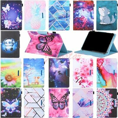 AU22.44 • Buy Universal 10.1  8  7 Inch Android Tablet Case Kids Flip Stand Leather Case Cover