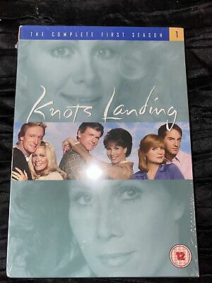 £11.99 • Buy Knots Landing - The Complete Season 1 - DVD - Brand New And Sealed