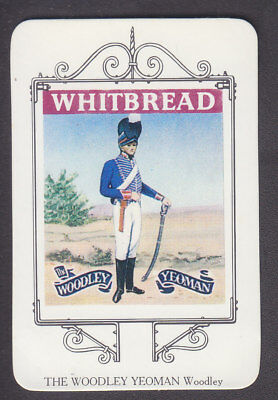 £8 • Buy Whitbread - Inn Signs Marlow 1973 - # 20 The Woodley Yeoman - Woodley